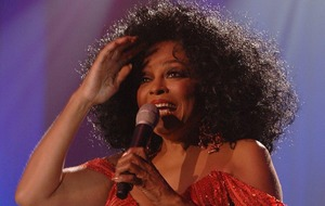 Diana Ross celebrates birthday: 75 is a good number