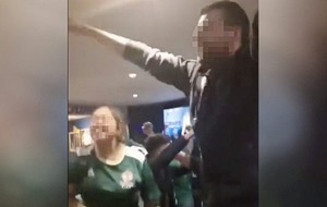 Football fans caught singing 'we hate Catholics' will be banned from future NI matches if identified: IFA
