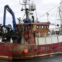 DNA testing for remains discovered by fishermen