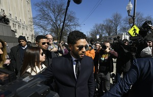 Mayor of Chicago criticises decision to drop charges against Jussie Smollett