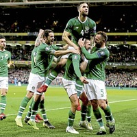 Conor Hourihane goal gives Republic of Ireland win over Georgia