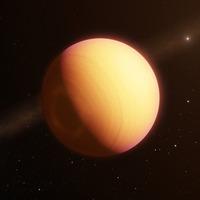 Astronomers break new ground to observe 'super-Jupiter' exoplanet