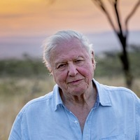 Sir David Attenborough examines Our Planet for Netflix