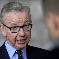 Michael Gove says British government plans for tariff-free movement of cross-border goods could face legal challenge