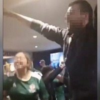 IFA working with police to identify those captured in a video chanting 'we hate Catholics'