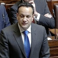 Leo Varadkar does not want to countenance two different time zones in Ireland