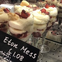 Commons catering staff serve up Eton mess for big day of Brexit