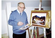 Tommy McGoldrick: Accomplished painter, fine musician and entertaining storyteller