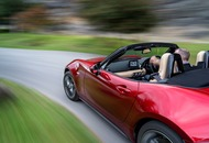 Mazda MX-5: 'Daddy, can we do that again?'