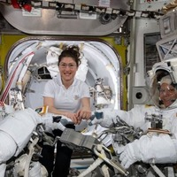 Nasa spacesuit issue sparks debate over gender discrimination in science gear