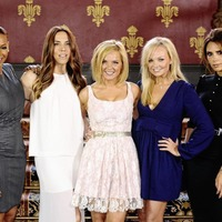Sleb Safari: The Spice Girls' ears are burning