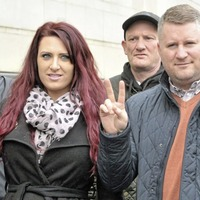 Jayda Fransen guilty of race hate offences court rules