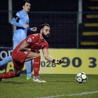 Türker hoping to make history with Warrenpoint