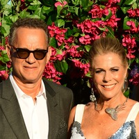 Rita Wilson gets Walk Of Fame star as husband Tom Hanks pays tribute