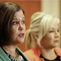New poll reveals sharp fall in support for Sinn Féin