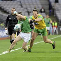 Meath manager Andy McEntee questions Michael Murphy's influence on referees