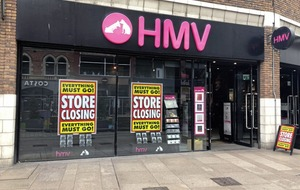 HMV to remain at Belfast home, safeguarding 16 jobs