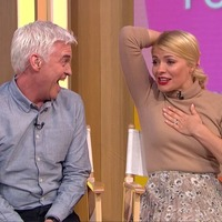 Holly Willoughby duped on This Morning with April Fool's prank