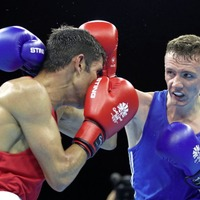 Brendan Irvine buzzing to be back in the ring after injury nightmare
