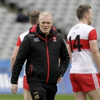 Club-only month not fair on Derry and Tyrone ahead of Ulster clash: Derry boss Damian McErlain