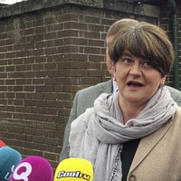 No DUP split over withdrawal agreement says Arlene Foster