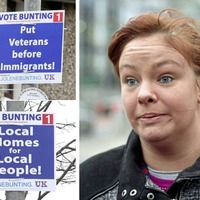 Belfast councillor Jolene Bunting slammed over election poster slogans