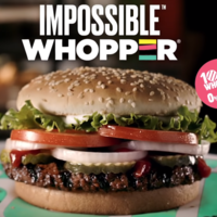 Burger King trialling new plant-based Whopper