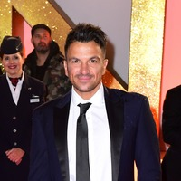 Peter Andre: I'm not as comfortable going shirtless