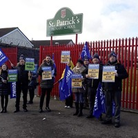 Further strike action at Belfast primary school