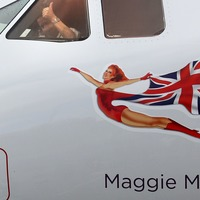 Virgin Atlantic replaces flying lady emblem with diverse range of men and women