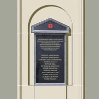 Agreement reached on Enniskillen memorial