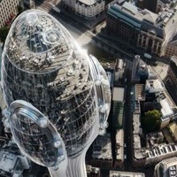 Tulip skyscraper given approval to bloom over London