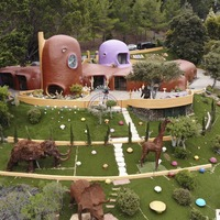 Yabba Dabba Don't: 'Flintstones House' branded a public nuisance by town council