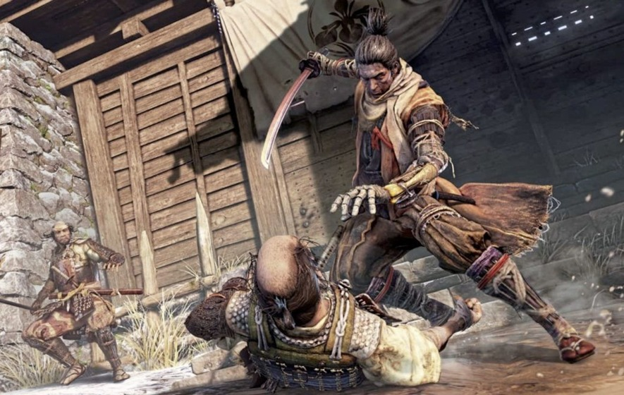 Games: Dark Role Player Sekiro: Shadows Die Twice Is