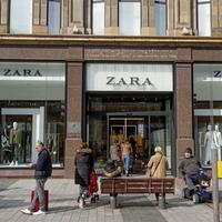 Zara reopens Belfast store after Primark fire