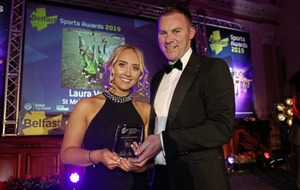Young Coach of the Year Laura Vernon - a guiding light for our kids