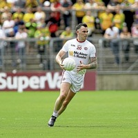 Cathal McCarron ends his long watch after a decade with Tyrone