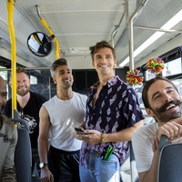 Queer Eye cast meet rising star of US politics to discuss LGBT rights