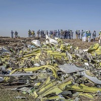 Boeing admits a key sensor malfunctioned on Ethiopian Airlines flight which crashed killing 157