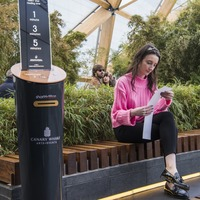 Vending machines dispensing short stories to commuters pop up in London