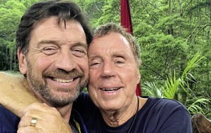 Sleb Safari: Nick Knowles wants you to know I'm A Celebrity isn't a holiday camp