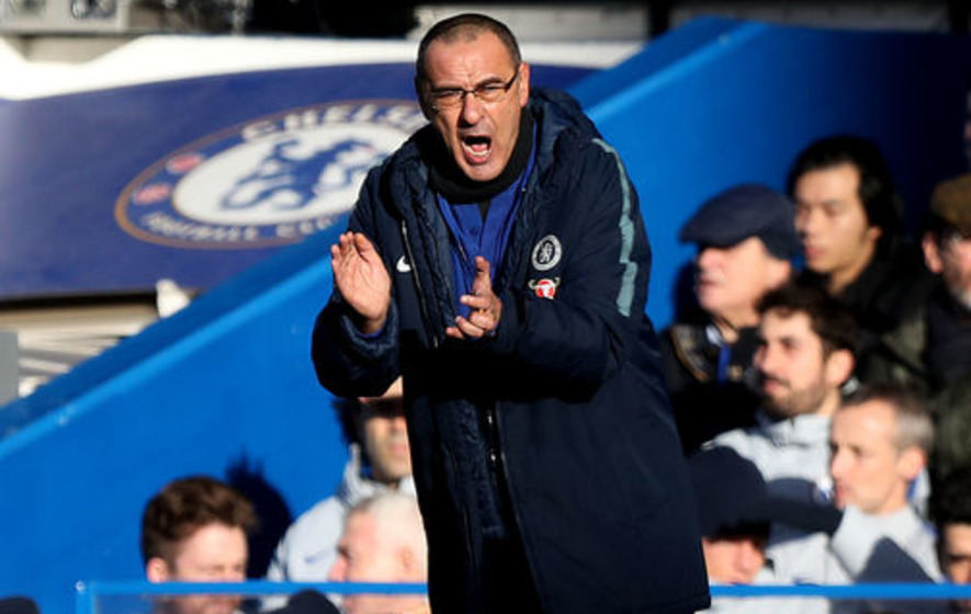 Maurizio Sarri: West Ham fixture should have been moved