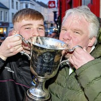 Heroes' welcome for St Michael's Enniskillen after first Hogan Cup win