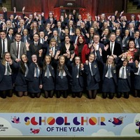 'Derry Girls choir' named School Choir Of The Year