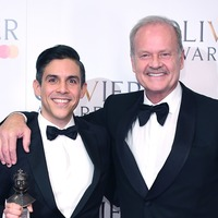 Olivier Award winner Matthew Lopez says he equated 'being gay with dying'
