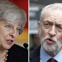 May: Both sides have to compromise in cross-party talks with Labour
