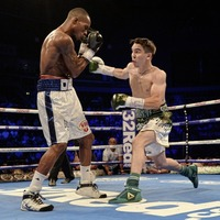 Michael Conlan targetting super-bantam world title fight this year