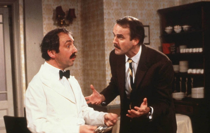 Fawlty Towers named as best British sitcom - The Irish News