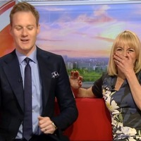 Louise Minchin 'properly embarrassed' after phone goes off on live TV