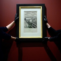 Edvard Munch exhibition focuses on human emotion behind The Scream